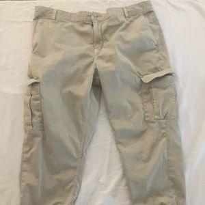 Calvin Klein Women's crop pants size 16